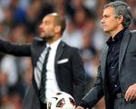 Mourinho và Guardiola sắp đấu trí ở derby Manchester?