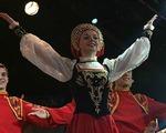 Đêm giao lưu văn hóa hữu nghị Việt - Nga tại Đà Nẵng