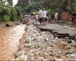 Mưa lũ đầu tháng 9 gây thiệt hại nặng tại các tỉnh phía Bắc