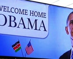 Tổng thống Mỹ Barack Obama thăm Kenya
