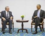 Mỹ chính thức đưa Cuba ra khỏi danh sách bảo trợ khủng bố
