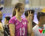 VTV Cup 2015: Khán giả phát sốt vì mỹ nhân của CLB Nam Kinh