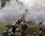 Nã pháo giữa hai miền Triều Tiên