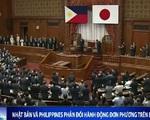 Nhật Bản và Philippines phản đối hành động đơn phương trên Biển Đông