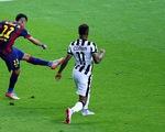 Neymar kết liễu Juve, đưa Barca lên đỉnh châu Âu