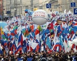 Nước Nga kỷ niệm ngày thống nhất dân tộc