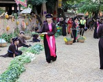 Tái hiện chợ quê truyền thống vùng Bắc Bộ