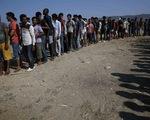 Hội nghị Ngoại trưởng EU nóng về cuộc khủng hoảng di cư