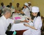 Khoảng 40 người cao tuổi Việt Nam chưa có thẻ bảo hiểm y tế