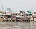 TP. HCM: Hàng trăm căn nhà chờ sập trên bờ kênh Tẻ