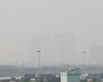 Ô nhiễm không khí ở TP.HCM tăng cao