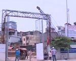 Khó hoàn thành tiến độ 12 nhà ga đường sắt Cát Linh – Hà Đông