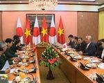 Việt Nam - Nhật Bản tăng cường hợp tác quốc phòng