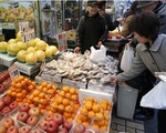 Nhật Bản: Chỉ số niềm tin tiêu dùng tháng 7 xuống mức thấp nhất