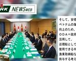 Báo Nhật đồng loạt đưa tin về chuyến thăm của Tổng Bí thư Nguyễn Phú Trọng