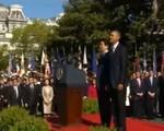 Mỹ - Nhật Bản cam kết mở rộng liên minh ra quy mô toàn cầu