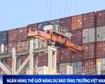 Ngân hàng Thế giới nâng dự báo tăng trưởng Việt Nam lên 6