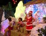 Ngập tràn không khí Noel tại TP.HCM