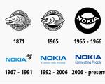 Bất ngờ với logo các hãng Apple, Nokia, Samsung từ thuở quê mùa