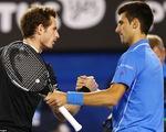 Vô địch Úc mở rộng 2015, Djokovic chúc phúc Murray