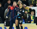 Arsenal đã phải trả giá vì lạm dụng Alexis Sanchez