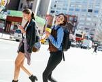 Phong cách phóng khoáng của thời trang đường phố New York