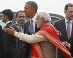 Phái đoàn lớn tháp tùng Tổng thống Mỹ thăm Ấn Độ