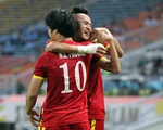 Olympic Việt Nam 2-1 Olympic Malaysia: Công Phượng lập đại công