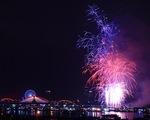 Mãn nhãn đêm khai mạc Cuộc thi trình diễn pháo hoa quốc tế Đà Nẵng 2015
