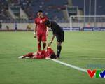 U23 Việt Nam 0-0 U23 Hàn Quốc: Gồng mình trong bão chấn thương