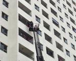 Bất cập trong phòng cháy chữa cháy tại các chung cư cao tầng
