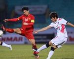 Funaki dứt điểm xuyên hàng rào U23 Việt Nam, mở tỷ số cho Cerezo Osaka