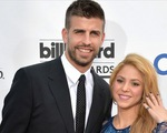 Gerard Pique và Shakira đón tin vui