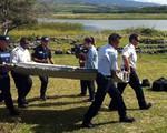 Đã tìm thấy một phần của MH370?