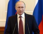 Tổng thống Nga loại trừ viễn cảnh chiến tranh với Ukraine