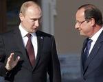 Pháp chưa đưa ra quyết định về thương vụ bán tàu chiến cho Nga