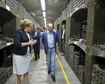 Tổng thống Nga bất ngờ thăm bán đảo Crimea