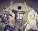 Messi, Ronaldo, Neymar tranh Quả bóng vàng FIFA 2015