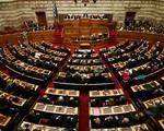 Quốc hội Hy Lạp thông qua dự luật cải cách mới