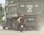 Bình Phước: Quốc lộ 13 chưa thi công xong đã xuống cấp nghiêm trọng