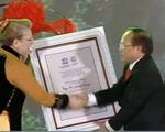 Tràng An chính thức đón nhận bằng di sản thế giới của UNESCO