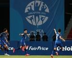 Vùi dập Indonesia 5-0, U23 Thái Lan gặp Myanmar ở trận chung kết