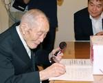 Cụ ông cao tuổi nhất thế giới qua đời tại Nhật Bản ở tuổi 112