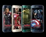 Trở thành siêu anh hùng Avengers với Samsung Galaxy S6