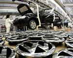 Các hãng chế tạo ô tô Nhật Bản tiếp tục dẫn đầu thế giới về sản lượng