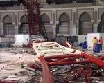 Saudi Arabia: Sập cần cẩu ở Thánh địa Mecca, 107 người thiệt mạng