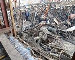 Sập giàn giáo ở Formosa: Xác định 13 người thiệt mạng