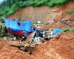 Cao Bằng: Sạt lở núi, 3 người mất tích