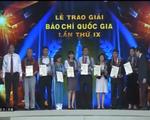 Điện Biên Phủ - Ký ức và Lịch sử đạt giải A giải Báo chí Quốc gia năm 2014