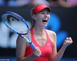 Sharapova tự tin xóa dớp trước Serena ở CK Úc mở rộng 2015